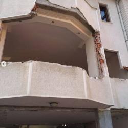 ev balkon yıkım